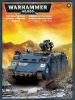 Stolní hra W40k: Space Marine Razorback (1 figurka)