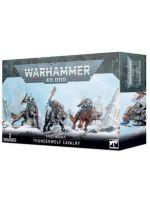 Stolní hra W40k: Space Wolves Thunderwolf Cavalry (3 figurky)