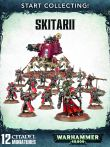 W40k: Start Collecting! Skitarii (12 figurek)