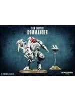 Stolní hra W40k: Tau Empire Commander (2 figurky)