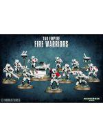 Stolní hra W40k: Tau Empire Fire Warriors (10+3 figurky)