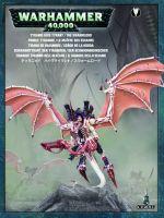 Stolní hra W40k: Tyranid Hive Tyrant / Swarmlord (1 figurka)