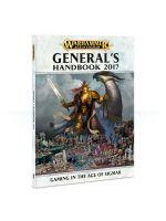 Kniha Warhammer: Age of Sigmar - Generals Handbook 2017 (KNIHY)