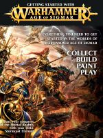 Kniha Kniha Getting Started with Warhammer Age of Sigmar