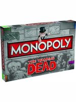 Stolová hra Monopoly The Walking Dead (STHRY)