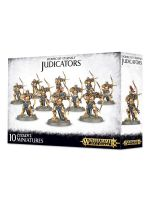 Stolní hra W-AOS: Stormcast Eternals - Judicators (10 figurek)