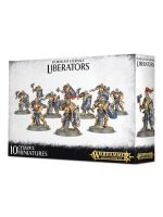 W-AOS: Stormcast Eternals - Liberators (10 figúrok) (STHRY)