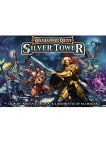 Stolní hra Desková hra Warhammer Quest: Silver Tower