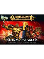 Warhammer: Storm of Sigmar (Starter Set) (STHRY) + figúrka zadarmo