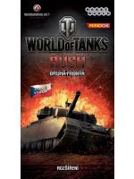 Stolová hra World of Tanks: Rush - Druhá fronta (rozšírenie)