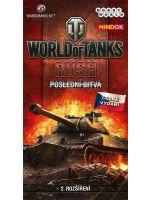 Stolová hra World of Tanks: Rush - Poslední bitva (rozšírenie)