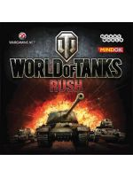 Stolová hra World of Tanks: Rush