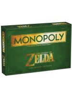Stolov� hra Monopoly - The Legend of Zelda
