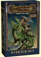 Stolová hra Dungeons & Dragons Miniatures Starter Set