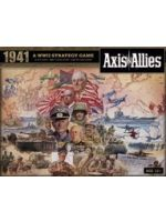 Stolová hra Axis & Allies: 1941 The World is at War!