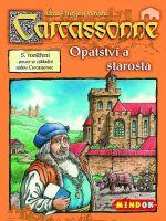Stolová hra Carcassonne 5. rozšírenie - Opátstva a starosta