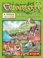 Stolová hra Carcassonne 8. rozšírenie - Mosty a hrady