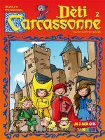 Stolová hra Carcassonne - děti z Carcassonne