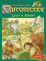 Stolov� hra Carcassonne - Lovci a zbera�i
