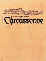 Stolová hra Carcassonne - Mesto