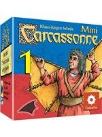 Stolová hra Carcassonne Mini - minirozšíření 4 v 1