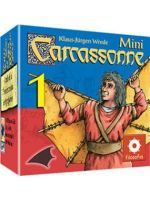 Stolov� hra Carcassonne Mini - miniroz���en� 4 v 1