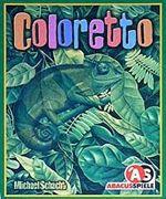 Stolová hra Coloretto