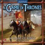 Stolová hra A Game of Thrones - A Clash of Kings - rozšírenie