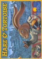 Stolová hra Zajac a korytnačka - Hare & tortoise