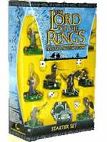 Stolová hra Lord of the Rings: TMG - základný set figúrok