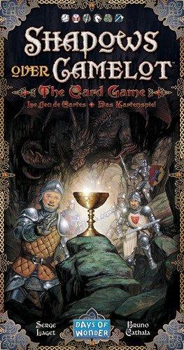 Stolová hra Shadows Over Camelot (kartová hra)