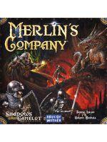 Stolová hra Shadows Over Camelot - Merlins Company (rozšírenie)