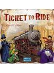 Desková hra Ticket To Ride