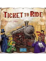 Stolov� hra Ticket To Ride