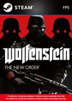 Hra pro PC Wolfenstein: The New Order (bez disku)