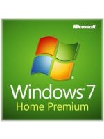 software pre PC OEM Windows Home Premium 7 SP1 64-bit SK DVD