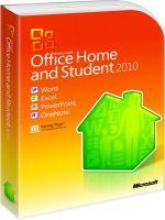 software pre PC Office Home and Student 2010 SK (Family pack pro 3 počítače)