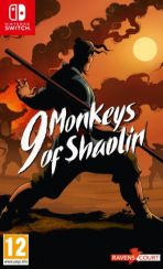 hra pro Nintendo Switch 9 Monkeys of Shaolin