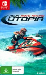 hra pro Nintendo Switch Aqua Moto Racing Utopia
