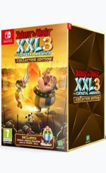 hra pro Nintendo Switch Asterix & Obelix XXL 3: The Crystal Menhir - Collectors Edition