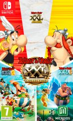 hra pro Nintendo Switch Asterix & Obelix XXL Collection