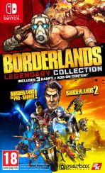 hra pre Nintendo Switch Borderlands: Legendary Collection
