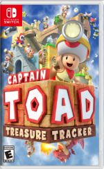 hra pre Nintendo Switch Captain Toad: Treasure Tracker
