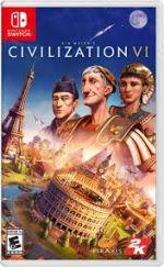 hra pro Nintendo Switch Civilization VI
