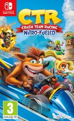 hra pro Nintendo Switch Crash Team Racing: Nitro Fueled