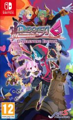 hra pro Nintendo Switch Disgaea 6: Defiance of Destiny - Unrelenting Edition