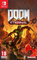 hra pre Nintendo Switch DOOM: Eternal