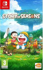hra pro Nintendo Switch Doraemon: Story of Seasons