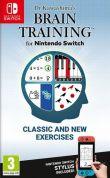 hra pro Nintendo Switch Dr Kawashimas Brain Training