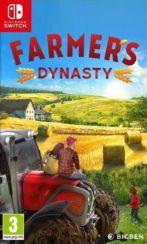 hra pro Nintendo Switch Farmers Dynasty